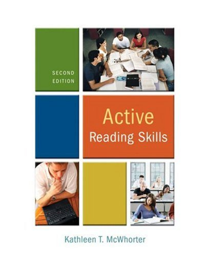 Active Reading Skills (with MyReadingLab) (2nd Edition)