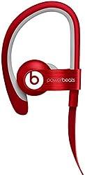 Beats By Dr. Dre - Powerbeats 2 In- Ear earphones with Mic - Red