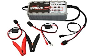 NOCO Genius G26000 12V 24V 26 Amp Smart Battery Charger and Maintainer by NOCO