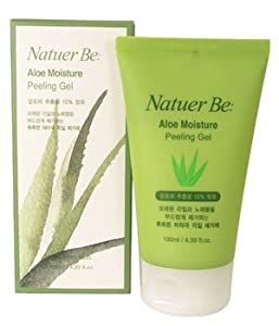 Enprani Natuer Be Aloe Moisture Peeling Gel 4.39fl.oz./130ml