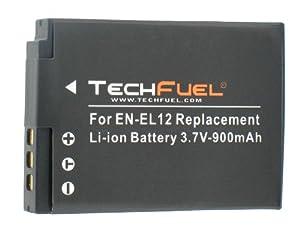 TechFuel's Nikon Coolpix S9050 Digital Camera Battery