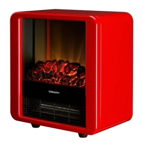 Dimplex, 1.5kw Freestanding Optiflame Microfire Red