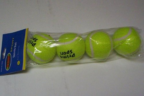 4 x Prima sport Tennis balls - sport , tennis