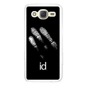 a AND b Designer Printed Mobile Back Cover / Back Case For Samsung Galaxy J5 (SG_J5_1820)