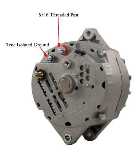 new m1008 m1009 m1028 cucv humvee alternator 12v 1105500 oe 100 automotive parts and