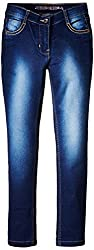 Cherokee Girls Jeans (253282991_Dark Blue_2 Years)