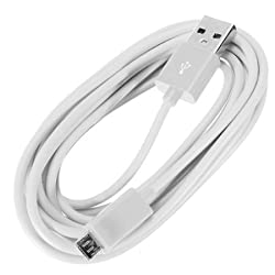 Karbonn Smart A80 Compatible Data Cable Micro DT_CB_02_ Data and Charging Cable Compatible for Android / Windows, Power Bank and Samsung, Nokia, LG, Micromax, Sony and HTC Phones