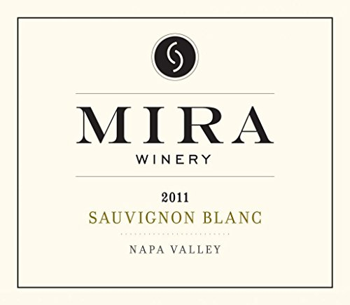 2011 Mira Winery Napa Valley Sauvignon Blanc 750 Ml