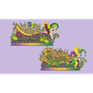 Click to buy Mardi Gras Float Props Wall Add-Onsfrom Amazon!