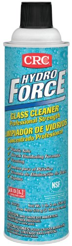 CRC 14412 HydroForce Glass Cleaner - 18 Wt Oz.