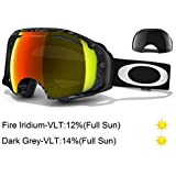 Oakley Airbrake Men's Ski Goggles