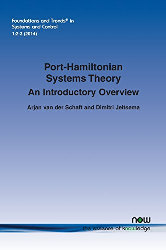 Port-Hamiltonian Systems Theory: An Introductory Overview (Foundations and Trends in Systems and Control)