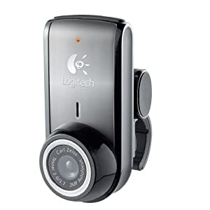 Logitech 2 MP HD Webcam C905 for Notebooks with Built-in Microphone