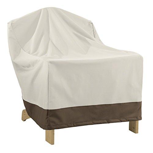 Amazon Basics - Copertura protettiva per sedie da giardino Adirondack