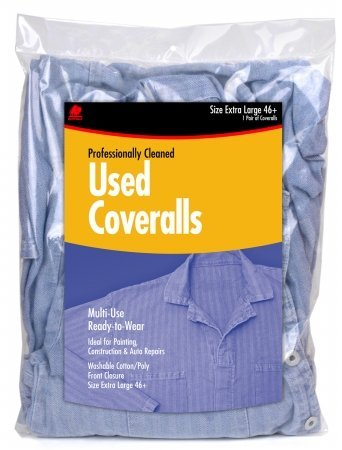 Buffalo 15003 Used Coveralls, X-Large