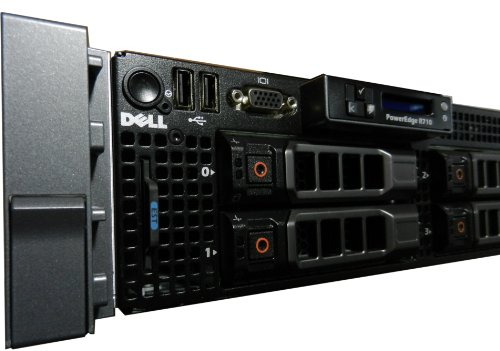 Dell PowerEdge R710 Server 2x Quad Core E5507