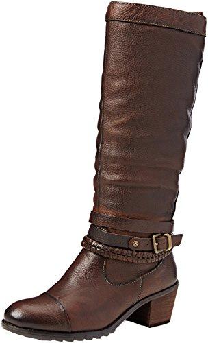 PikolinosAndorra 913_i16 - Stivali donna , Marrone (Brown (Olmo)), 42