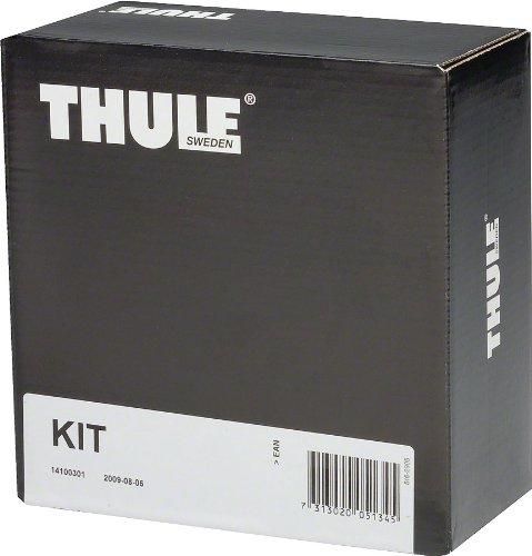 Thule 1095 Fit Kit For 480 Traverse And 480R Traverse Foot Pack