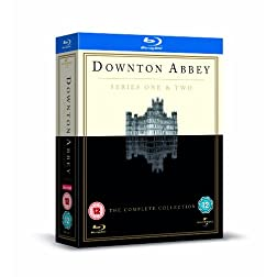 Downton Abbey Series 1 & 2 [Blu-ray]