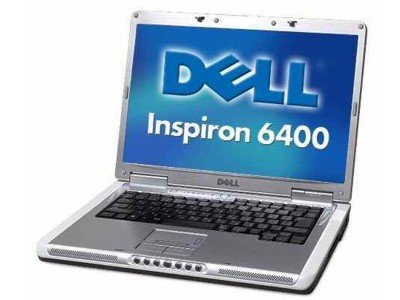 Dell Inspiron 9400 Laptop (Wide Screen with true life, 4GB RAM, 200GB Hard Drive)