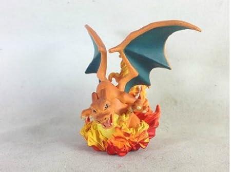 Takaratomy Pokemon Monster Collection Mini Figure PVC Figure - Charizard