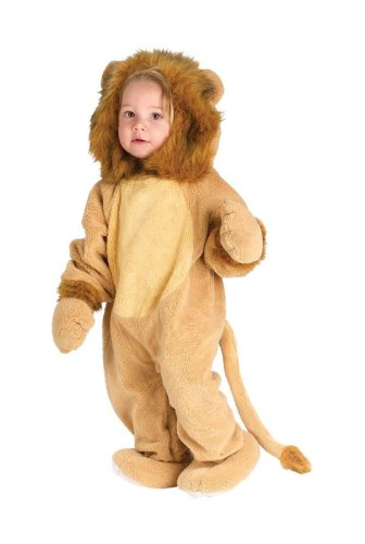 Cuddly Lion Infant Costume (6-12 Months) (Cuddly Lion Baby Costume)