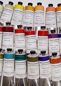 Williamsburg M622801 8,88 po Oil Color Paint Display Assortiment