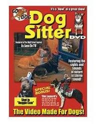 Dog Sitter DVD - Volume 1 - The DVD Your Dogs Love to Watch