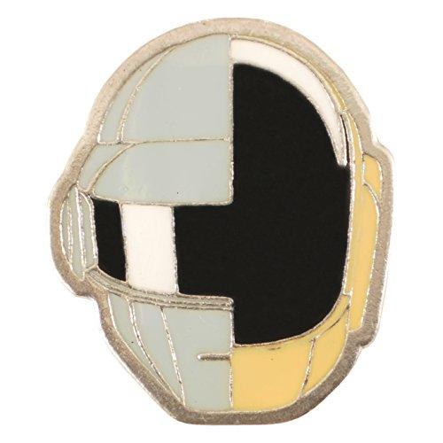 Daft Punk Helmet Pin (Pinback Button) Official Cloisonne