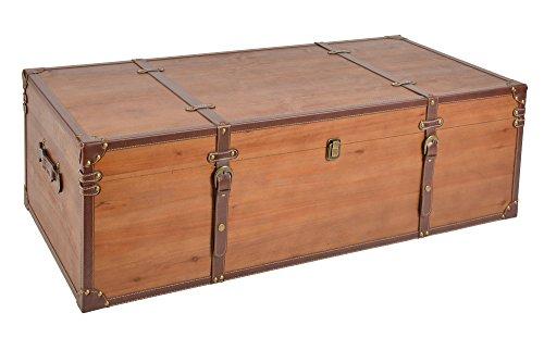 ts-ideen-Couchtisch-Truhe-Holzkiste-Kommode-Schrank-Aufbewahrungsbox-Holzkasten-Braun-gro-viel-Stauraum