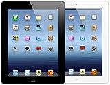 【4G+wifi version 64gb】APPLE アップル 新しいiPad(第3世代)(iPad3 本体)64GB ホワイト 【The new iPad】【海外版SIMフリー】