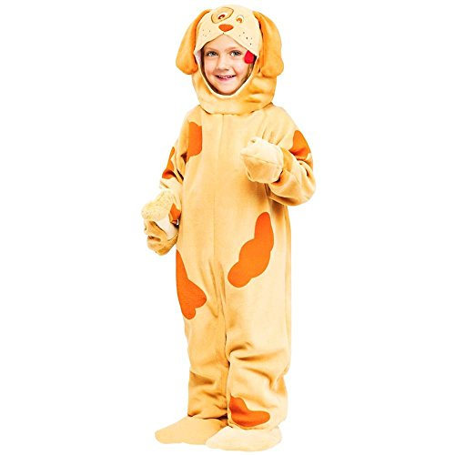 Playful Puppy Dog Toddler Costume - 3T-4T