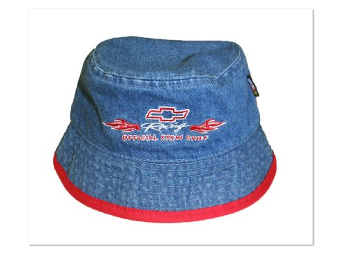 Blue Jean Youth Nascar Hat (Chevy) - 1
