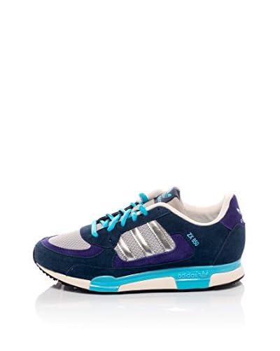 adidas Sneaker Zx850 [Blu/Multicolore]
