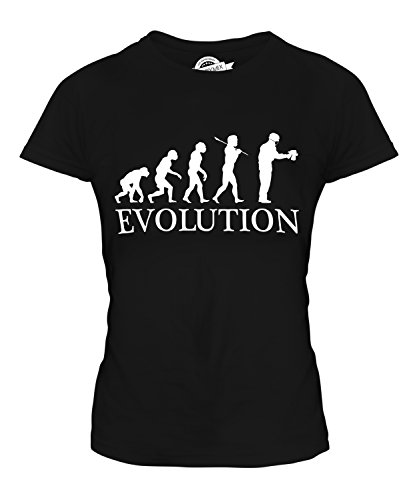 candymix-airbrush-evolution-of-man-ladies-fitted-t-shirt-top-t-shirt-size-medium-colour-black