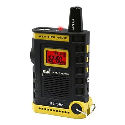 La Crosse Technology Super Sport NOAA Weather Radio from LaCrosse Technology