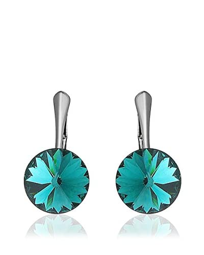 Silverino Pendientes Medium Fancy Rivoli