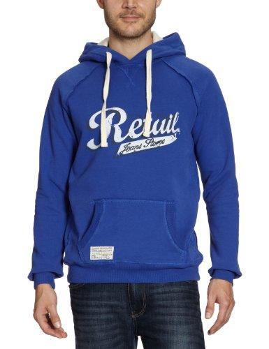 Ltb Jeans Men's 8616 / Carson Sweatshirt Blue (Cobalt 345) 48