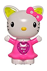 Sunshine Battery Operated Hello Kitty Toy - MUSIC + Lights + Moving Action + 100% Non-toxic