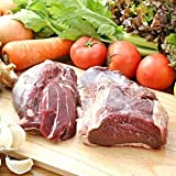 北海道特産 野生エゾ鹿 もも肉 1.0kg ランキングお取り寄せ
