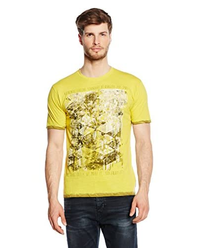 SideCar T-Shirt Manica Corta [Giallo]