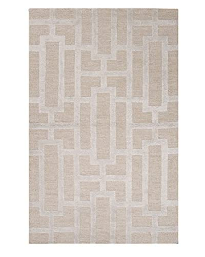 Jaipur Rugs Hand-Tufted Geometric Area Rug, Taupe/Gray, 2' x 3'