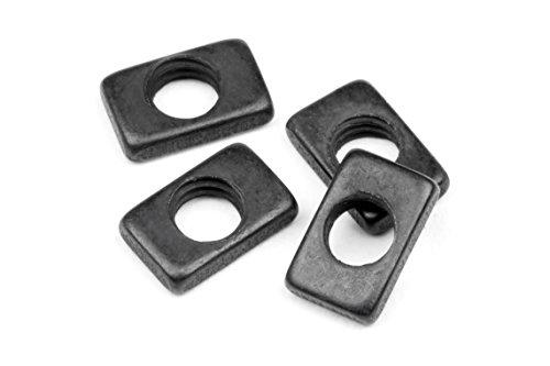 Dado sterzo 3mm (4 pezzi) 101226 (Giappone import / Il pacchetto e il manuale sono scritte in giapponese)