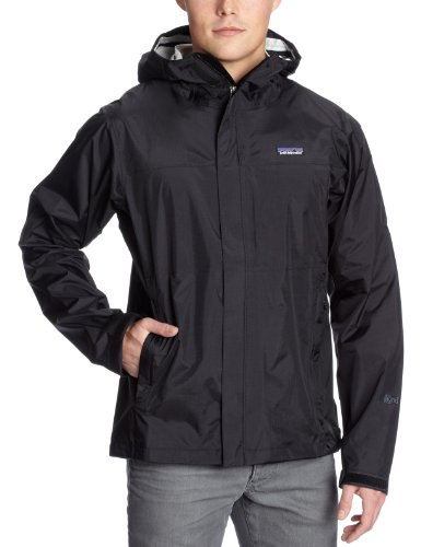 Patagonia Torrentshell Mens Waterproof Jacket - M, Black