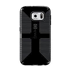 Speck(R) CandyShell Grip Case For Samsung S6, Black