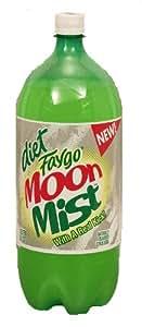Faygo Diet Moon Mist citrus soda pop, 2-liter plastic bottle