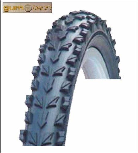 Gum-tech Fahrradmantel Fahrradreifen Decke 26 x 2.10 - 54-559 - 01020148