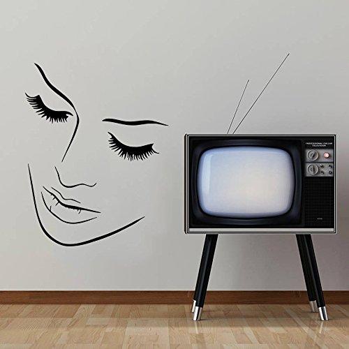 make-up-girl-mujer-fashion-cosmetic-peluqueria-pelo-salon-de-belleza-vinilo-adhesivo-para-pared