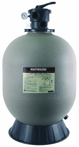 Hayward Pro-Series S244T 24-Inch Top-Mount Sand Filter with 1-1/2-Inch Vari-Flo Valve for In-ground Pools