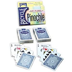 Bicycle Pinochle Games